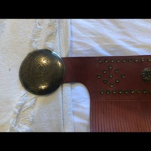 Free People Accessories - Fringe Belt